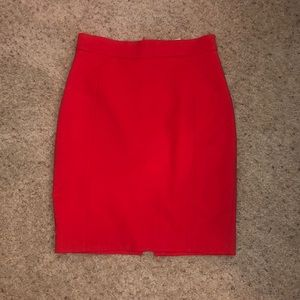 Pink H&M Workwear Skirt